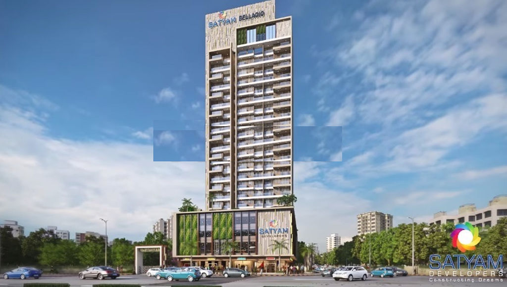 Satyam Bellagio - Project Images