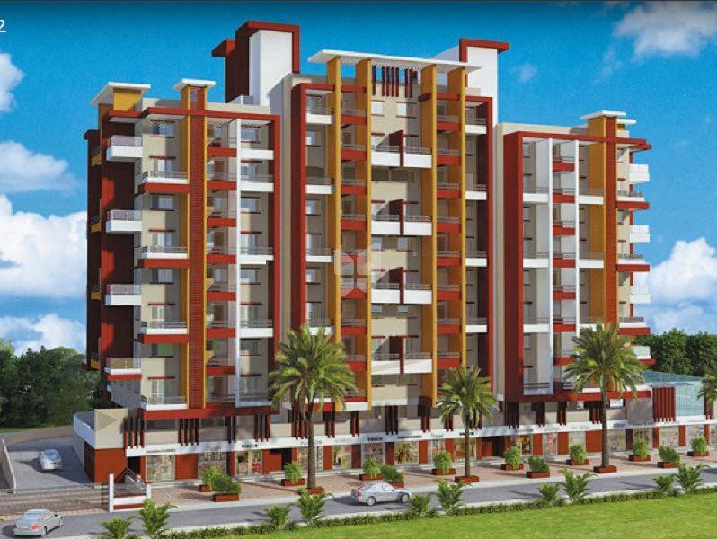 Shree Sai Vision Abhang Vishwa Phase 2 - Elevation Photo