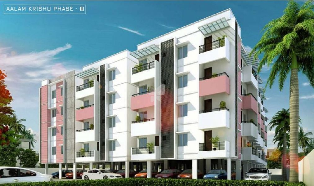 Stepsstone Aalam Krishu Phase III - Elevation Photo