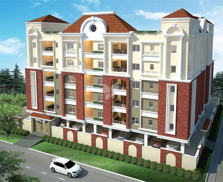 Namitha Construction Palace - Elevation Photo