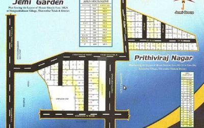 jemi-prithiviraj-nagar-in-thiruvallur-master-plan-1gen