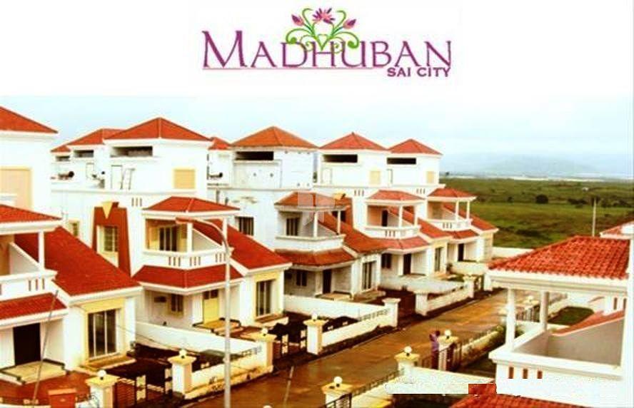 Madhuban Sai City Row Houses - Project Images