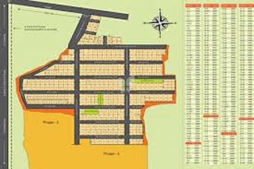 Adityarams Mamalla Park - Master Plan