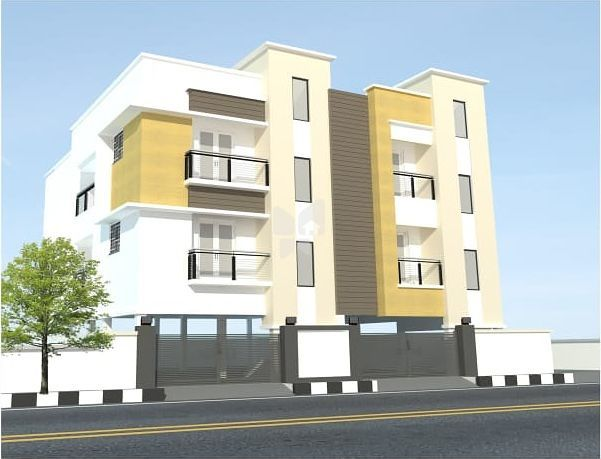 SSC Janani & Rubini Flats - Project Images