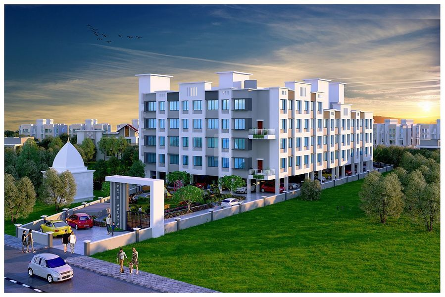 Pote Aalaya - Project Images