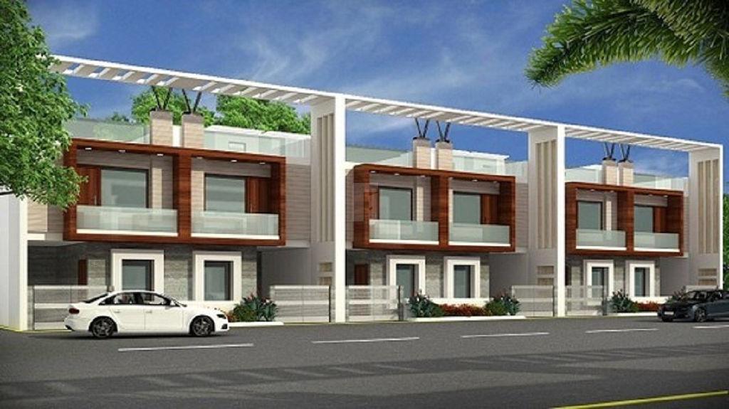 Pratishtha Smart Villas - Project Images
