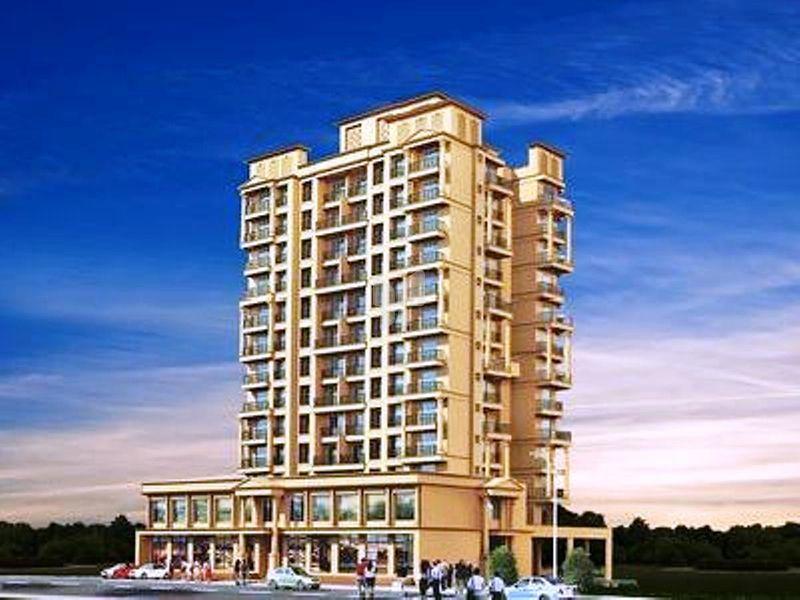 Kashish Park Apartment - Project Images