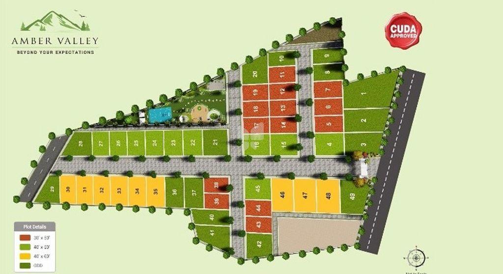 Mayan Amber Valley - Master Plans