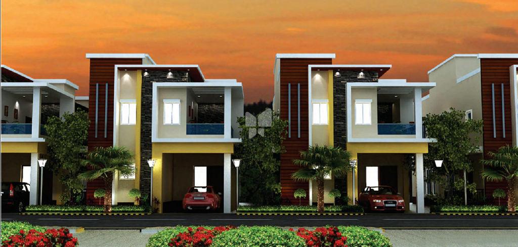 Bhavishya Golden Homes - Elevation Photo