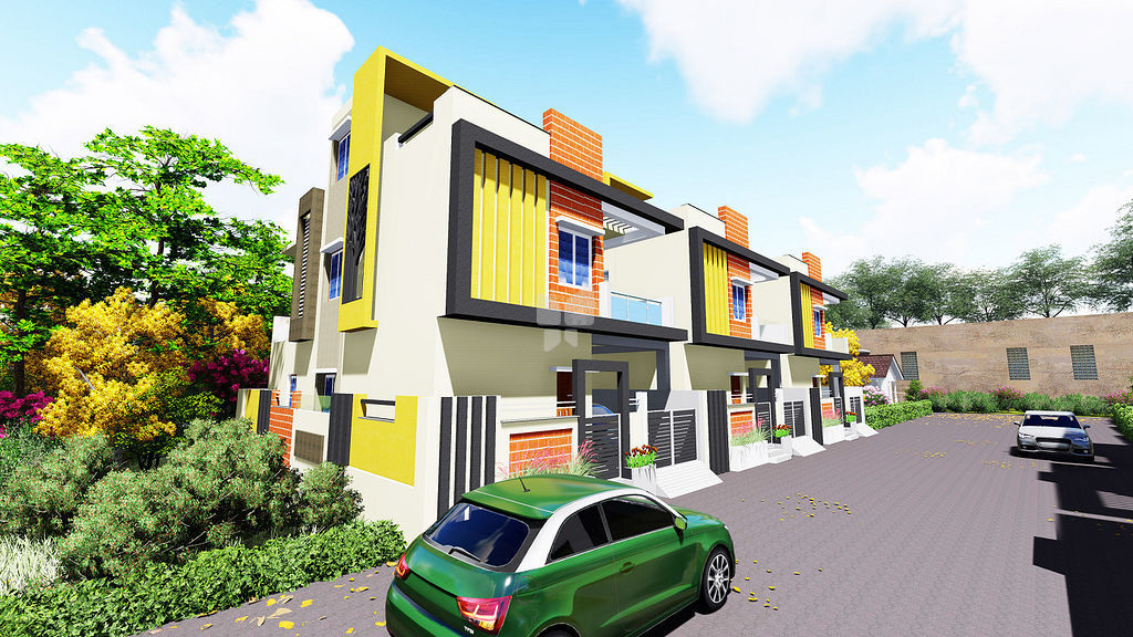 Vishnu MC Villas - Elevation Photo