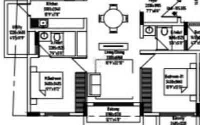 axis-vedam-in-jp-nagar-7th-phase-floor-plan-2d-h4c