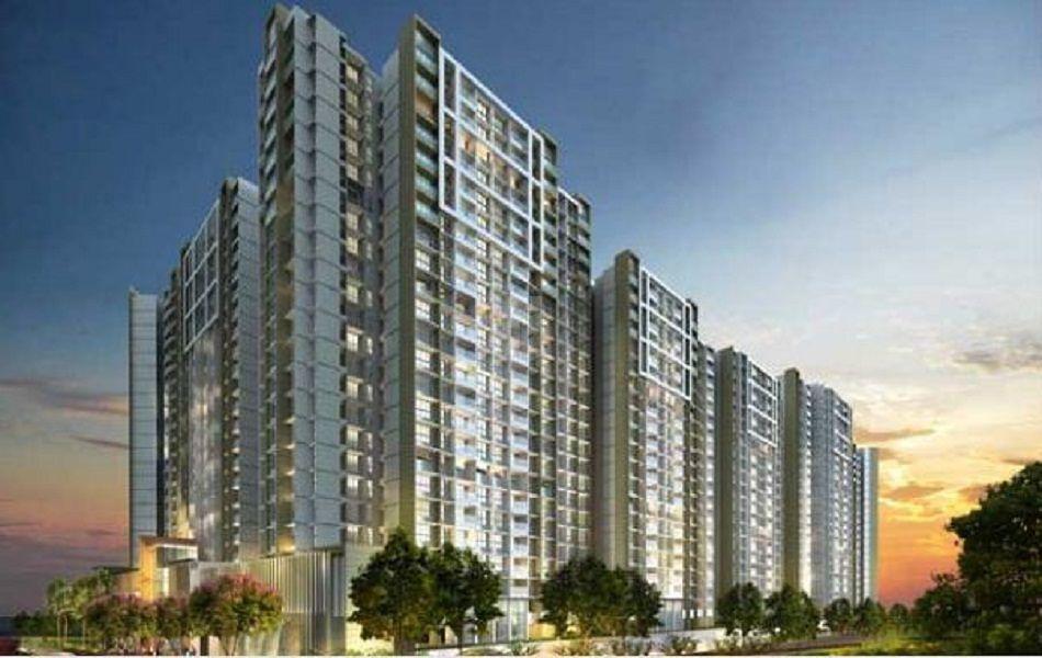 Sheth Vasant Oasis Phase III - Project Images