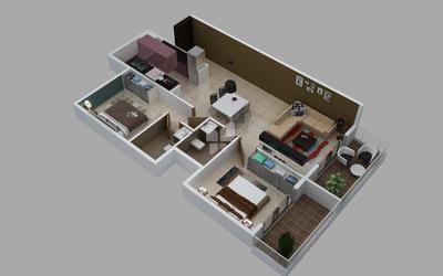 kbl-passion-in-konanakunte-floor-plan-3d-1dkq