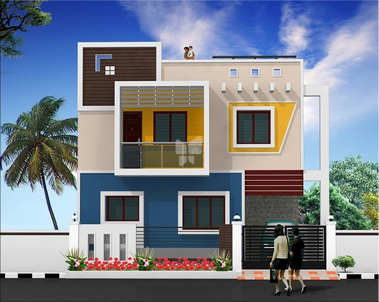 Nandavanam villas in porur chennai price floor plans for Chennai home designs and plans