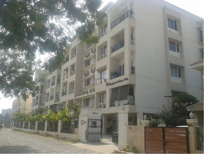 Bhaggyam Urban Ville - Elevation Photo