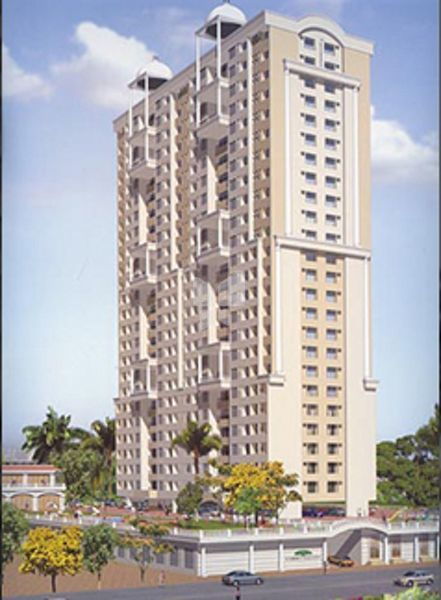 Ashish Garden Estate - Elevation Photo