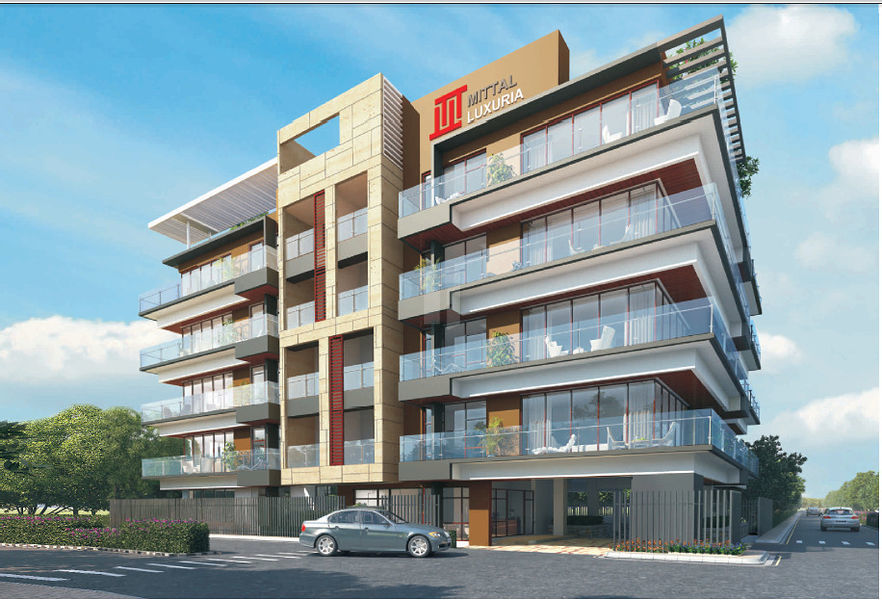 Mittal Luxuria - Project Images