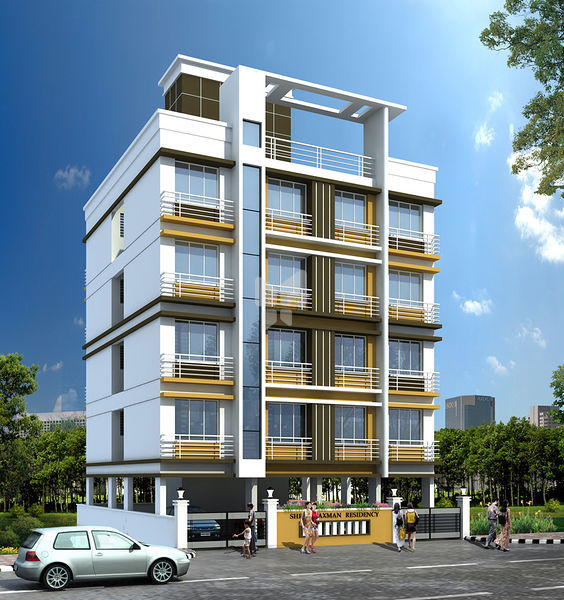 Shree Laxman Residency - Project Images