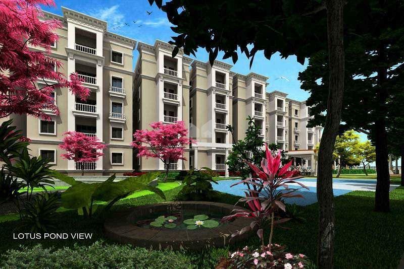 Garuda Royal Homes - Elevation Photo