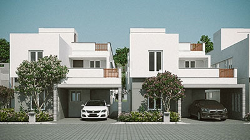 Viveka Enclave - Elevation Photo