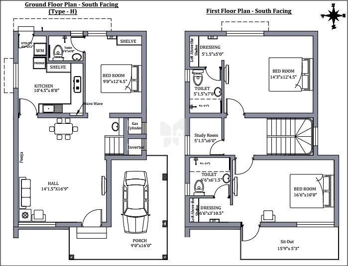 2 bhk villas in sebco gulmohar individual villas
