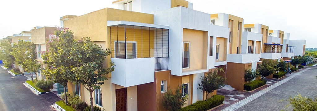 Arun Excello Town House - Project Images