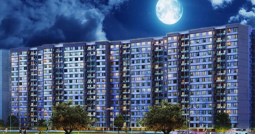 Shri Radha Sky Park - Project Images
