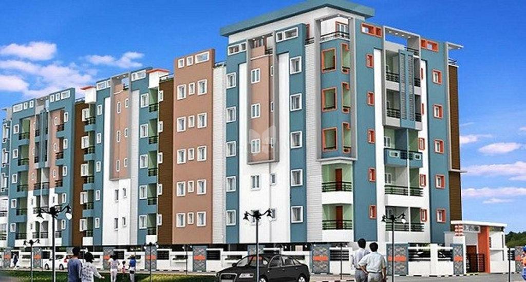 Balu Homes SV Arcade - Elevation Photo