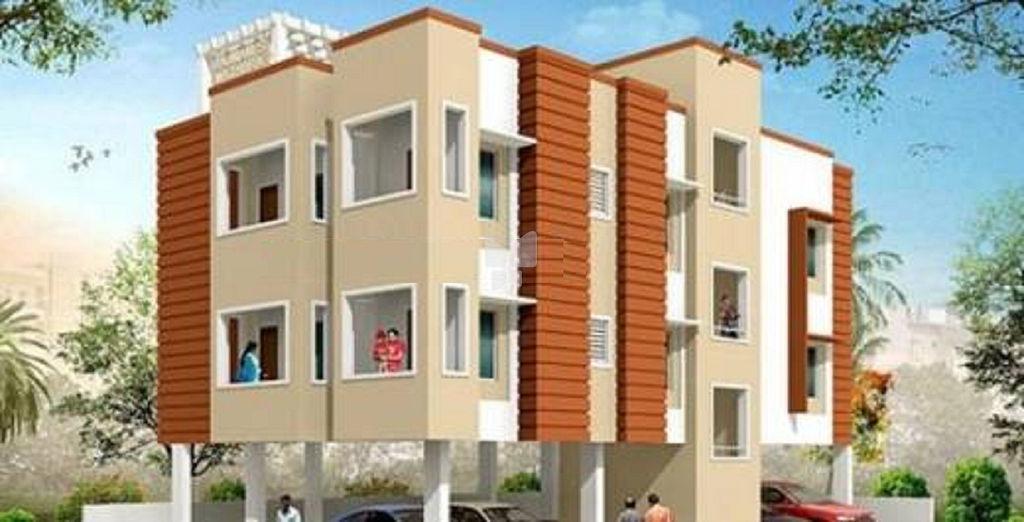 Rajmani Mathura - Elevation Photo