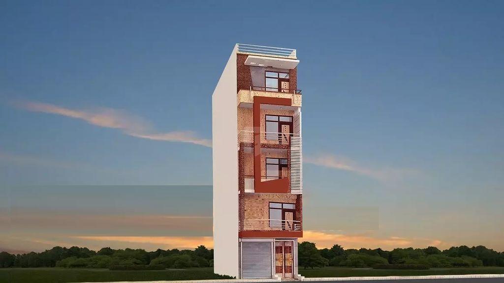 Swami Homes - I - Elevation Photo