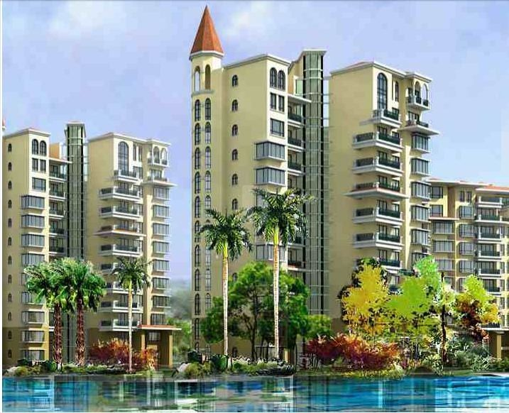 Vanshi Krisha Heights - Project Images