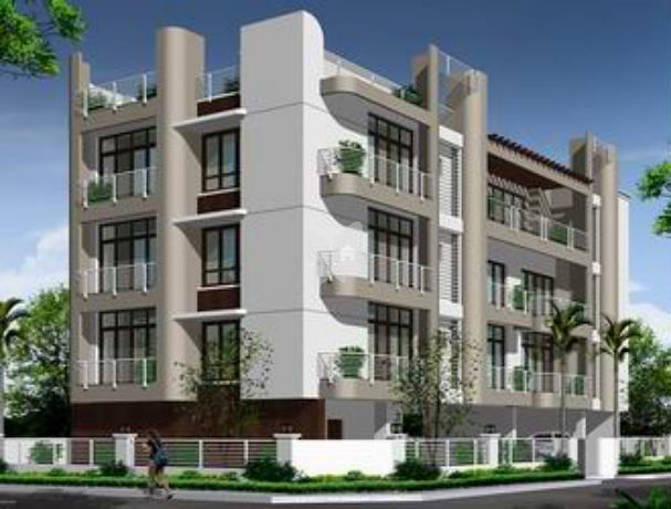 India Builders The Sathya - Project Images