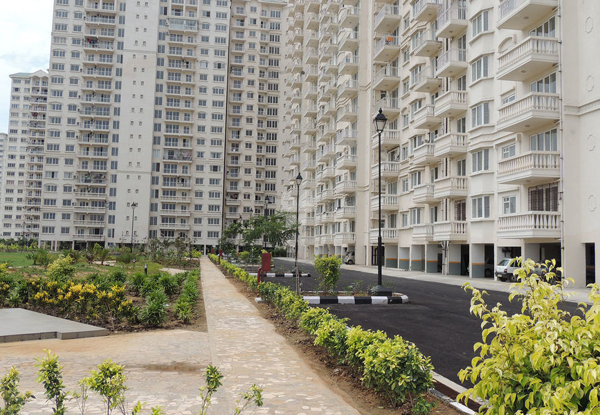 DLF Garden City - Exterior Images