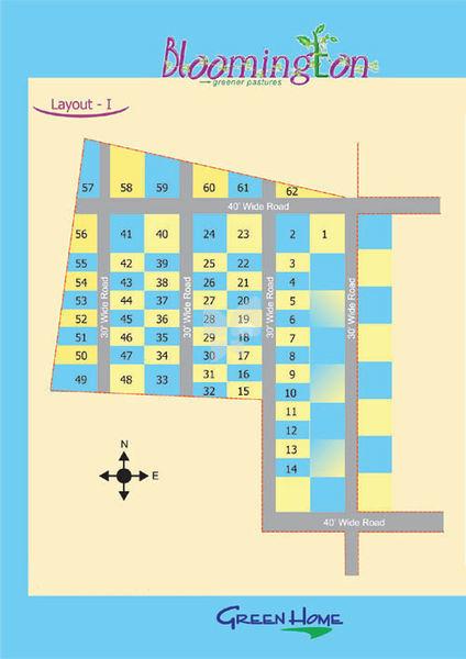 Green Home Bloomington - Master Plans