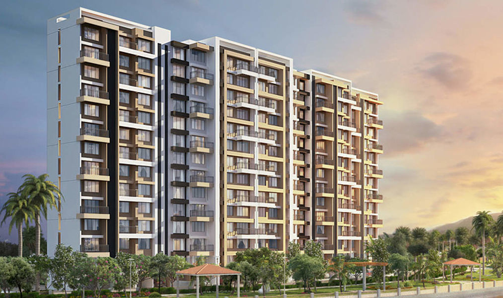 Kalpataru Waterfront - Project Images