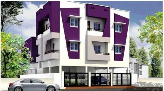 Inforich Sri Sai Villa - Project Images