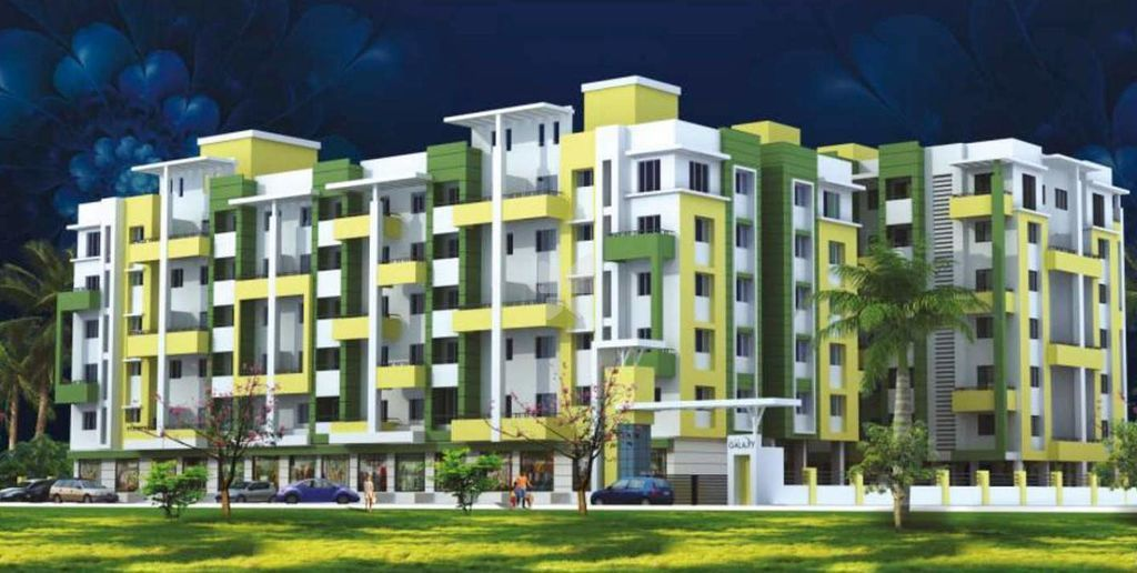 Bhaktisagar Rajveer Galaxy - Elevation Photo