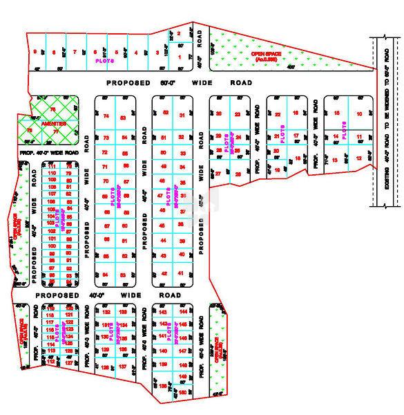 Suvarnabhoomi Status Symbol-II - Master Plans