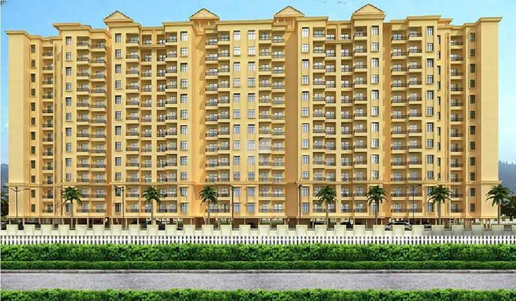 Panvelkar Estate II - Elevation Photo