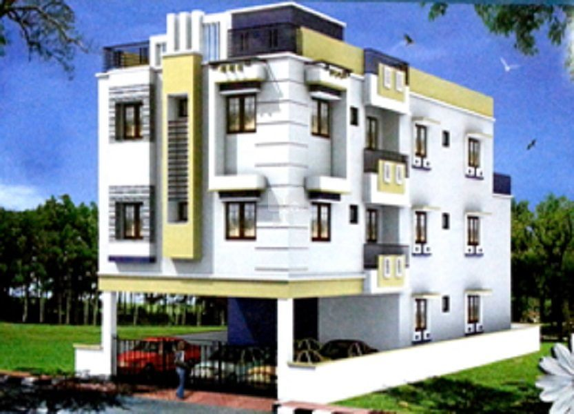 Ashwanth Jasmine Flats - Project Images