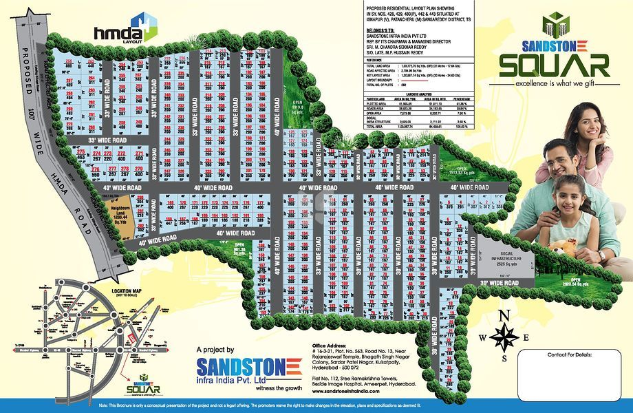 SandStone Squar - Master Plans