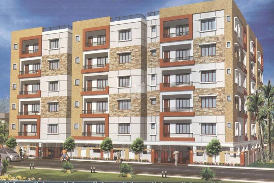 Raaghava Sri Koorma Residency - Elevation Photo