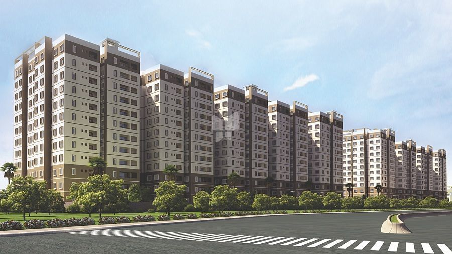 Indya Estates Skyview - Project Images
