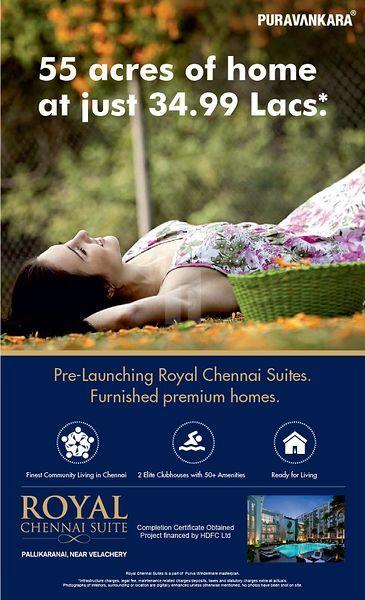 Royal Chennai Suite - Project Images