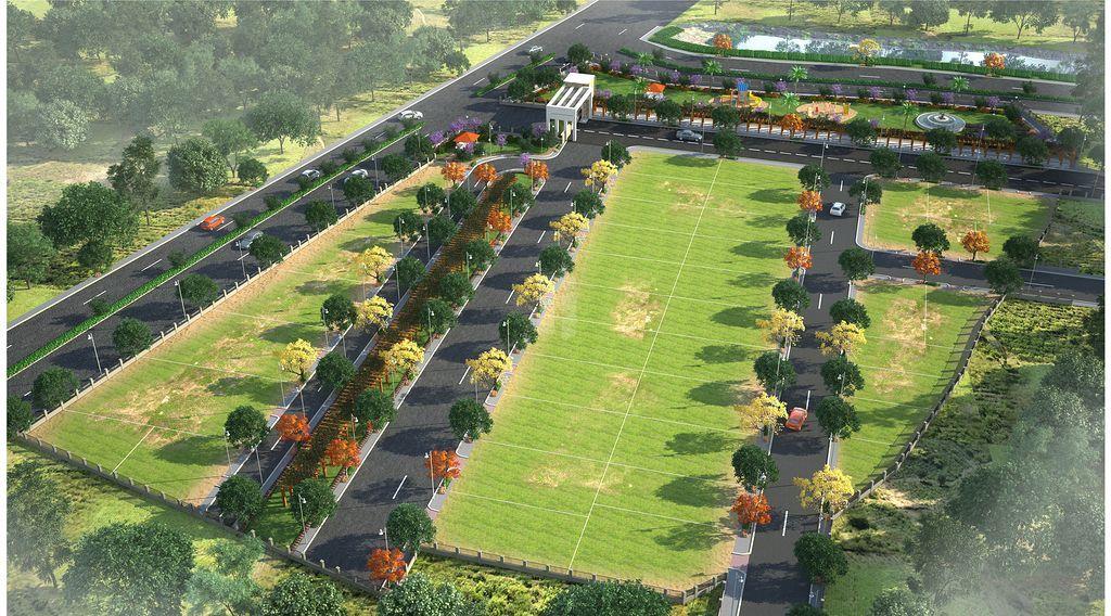 SLV Shruthi Gardens - Project Images