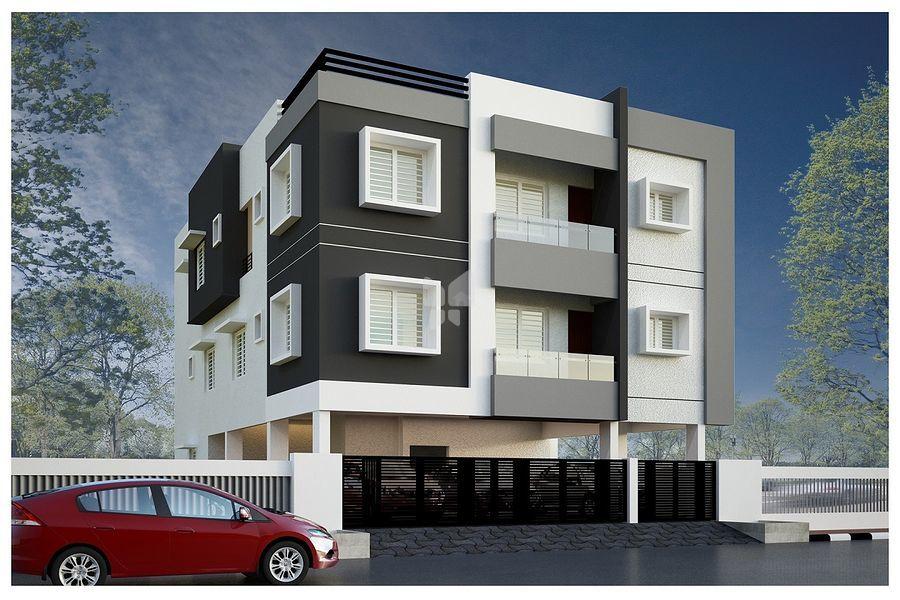Allamaprabhu Apartment - Project Images