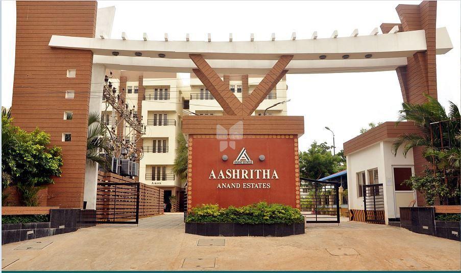 Anand Aashirtha Apartments - Elevation Photo