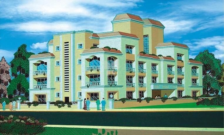 Swastik Cooperative Housing Society - Project Images