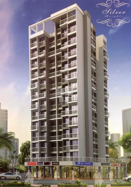 Shagun Silver Heights - Elevation Photo
