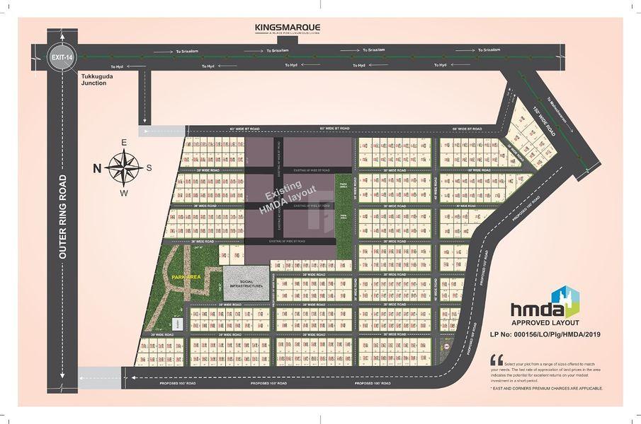 Myron Imperial City - Master Plans